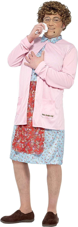 Smiffys- Disfraz, Color Rosa, One Size (27076L): Amazon.es ...