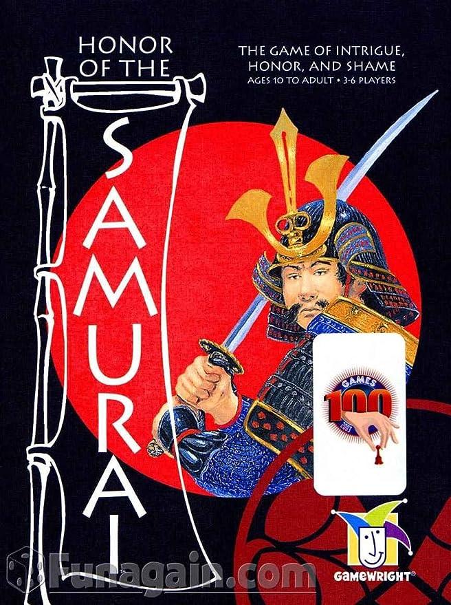 Gamewright Honor of The Samurai