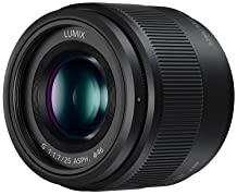 Lumix G 25mm ƒ/7