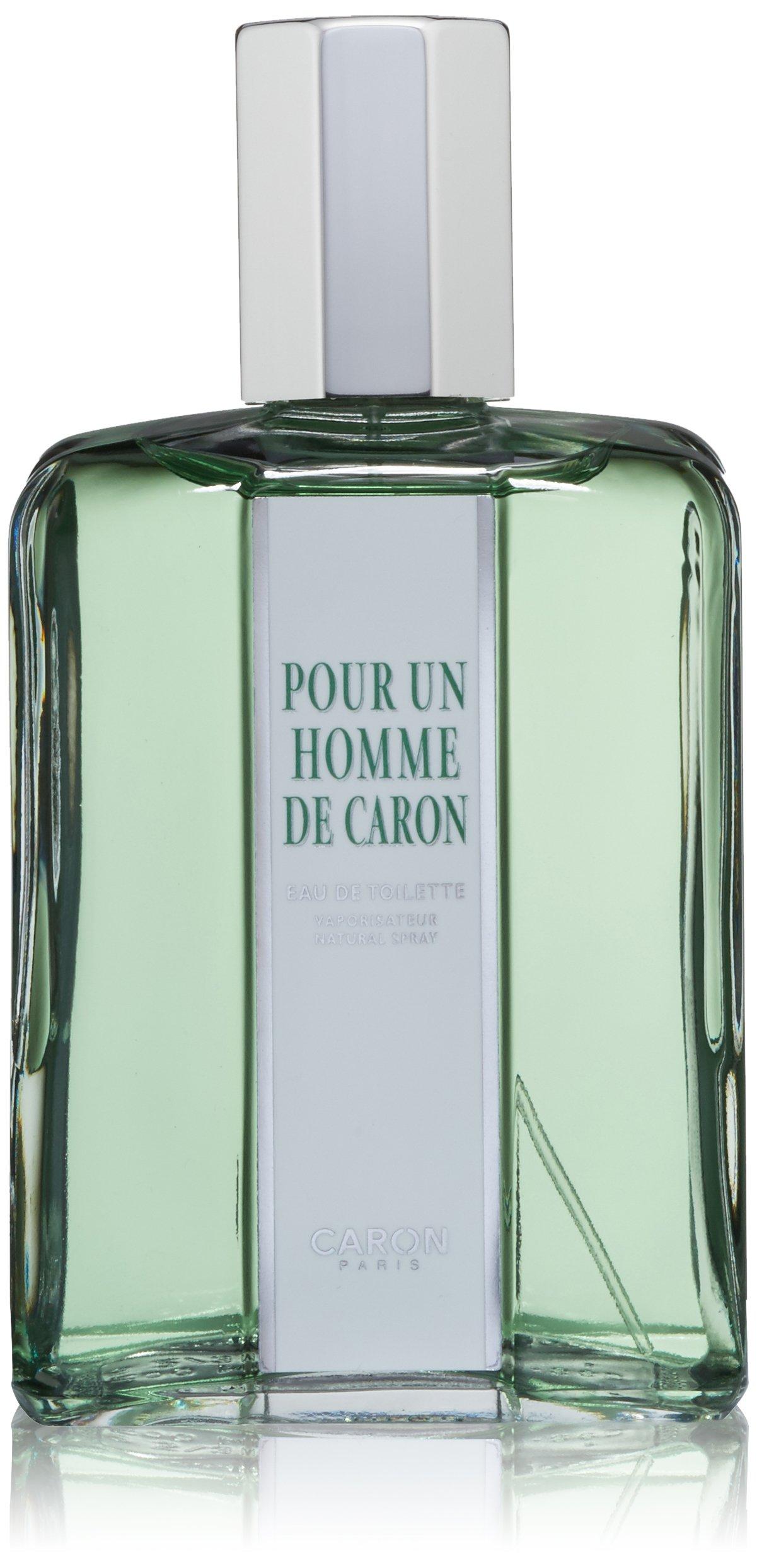 CARON PARIS Pour Un Homme De Caron Eau de Toilette Spray, 6.7 fl. oz.