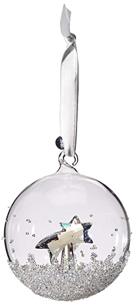 2ff6963a301e Image Unavailable. Image not available for. Colour  Swarovski Christmas  Ball Ornament ...