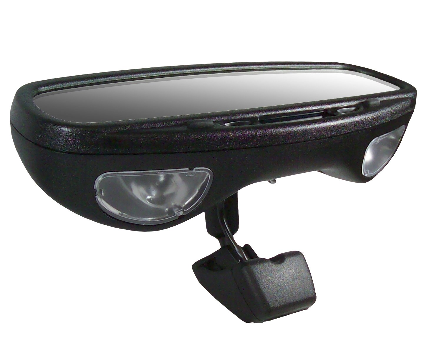 Cipa 36500 Wedge Base Auto Dimming Rearview Mirror With Vw Wiring Harness Compass Temperature And Map Light Automotive
