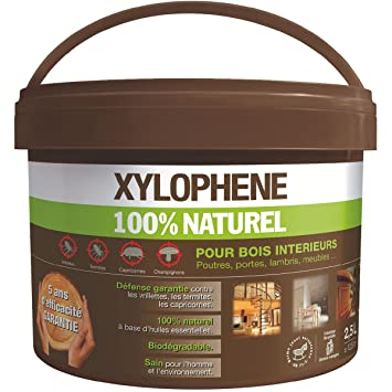 xylophene 100 natural 25 l interior wood treatment - Xylophene Color