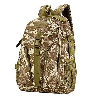 Jili Online 40L Sports Outdoor Backpack Molle Rucksack Camping Hiking Trekking Hunting Bag