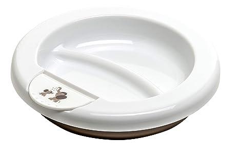 CHICCO beikost Start-Set Plato t/érmico esslern Cuchara acodado, sin BPA