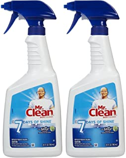 Exceptionnel Mr. Clean Disinfecting Bathroom Cleaner