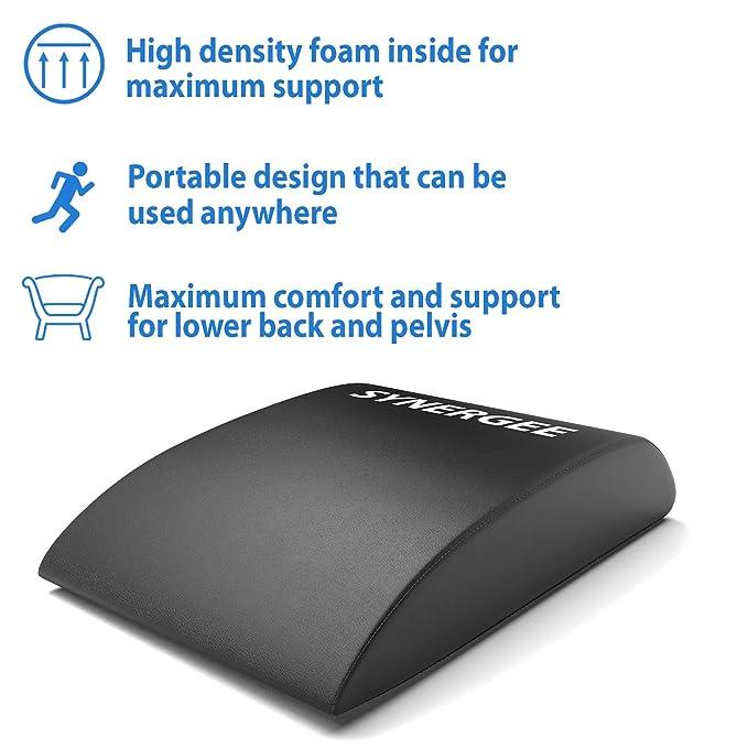 Amazon.com: Synergee - Esterilla abdominal para abdominales ...