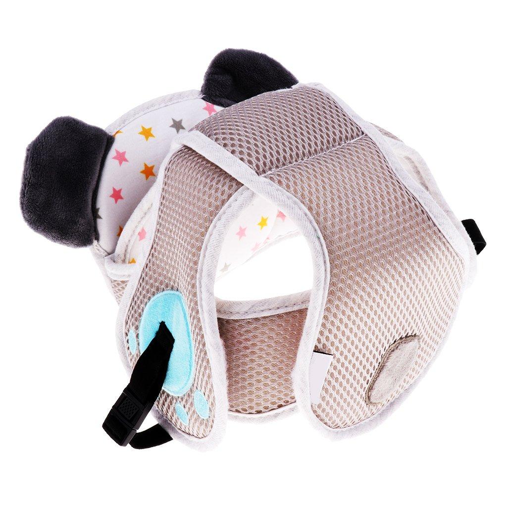 Sharplace Casco para Ni/ños Proteccion Cerradura Pegatinas de Pared de Beb/é Kits de Seguridad Le/ón