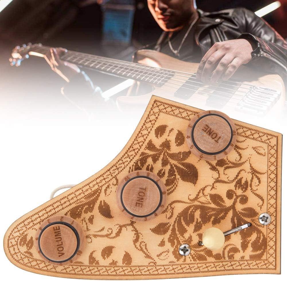 per strumento musicale per chitarra elettrica amplificatore precablato per chitarra leggera Kit cablaggio per chitarra Cablaggio per chitarra durevole Cablaggio per chitarra precablato