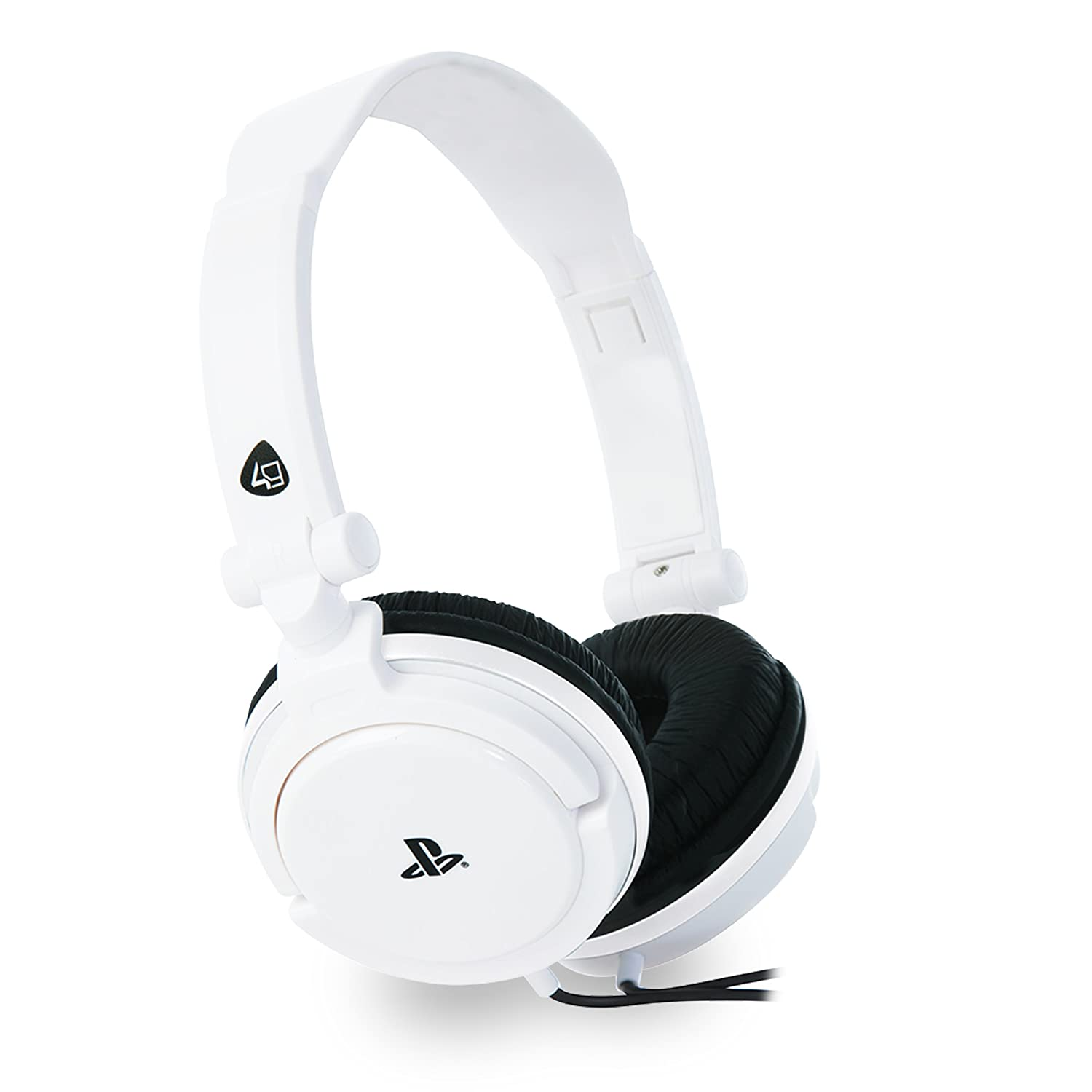 PRO4-10 Officially Licensed Stereo Gaming Headset - White (PS4 PSVita)   Amazon.co.uk  PC   Video Games f4cb3ae5b4