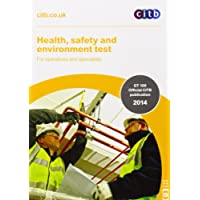 Health, Safety & Environment Test for Operatives & Specialists: GT100/14, for Operatives & Specialists