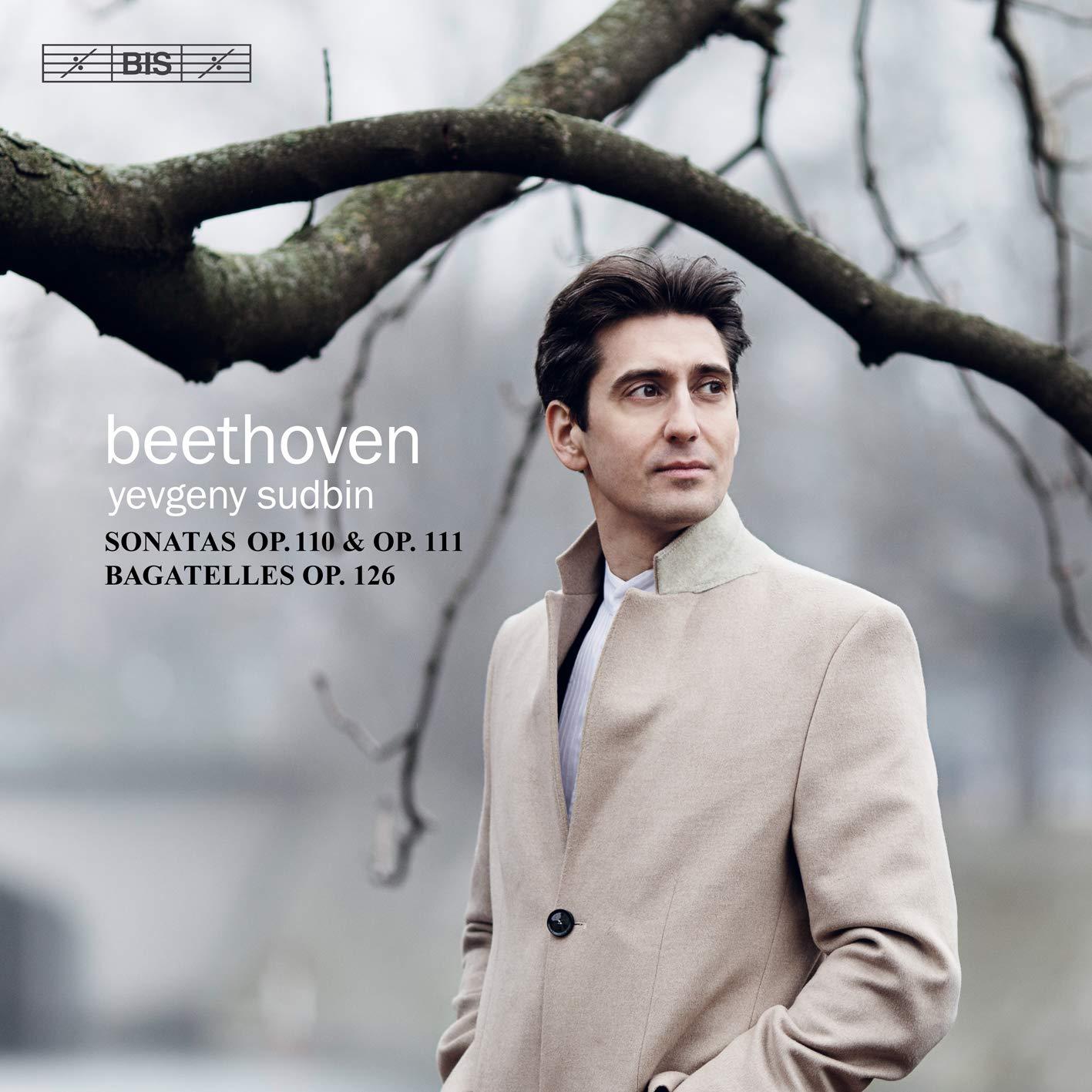 SACD : YEVGENY SUDBIN - Piano Sonatas 110 & 111 (Hybrid SACD)