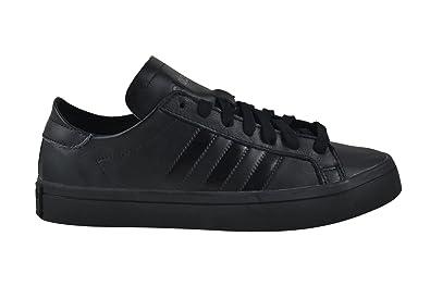 adidas Court Vantage Damen Sneaker Schwarz: Amazon.de: Schuhe ...
