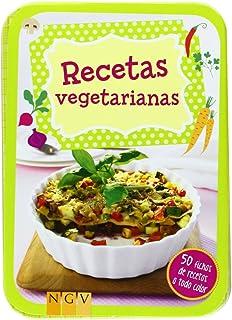 Recetas Vegetarianas. Caja De Recetas