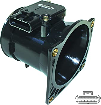 New OEM Take-Off Mass Air Flow Sensor Fits Ford F-150 Mustang Excursion