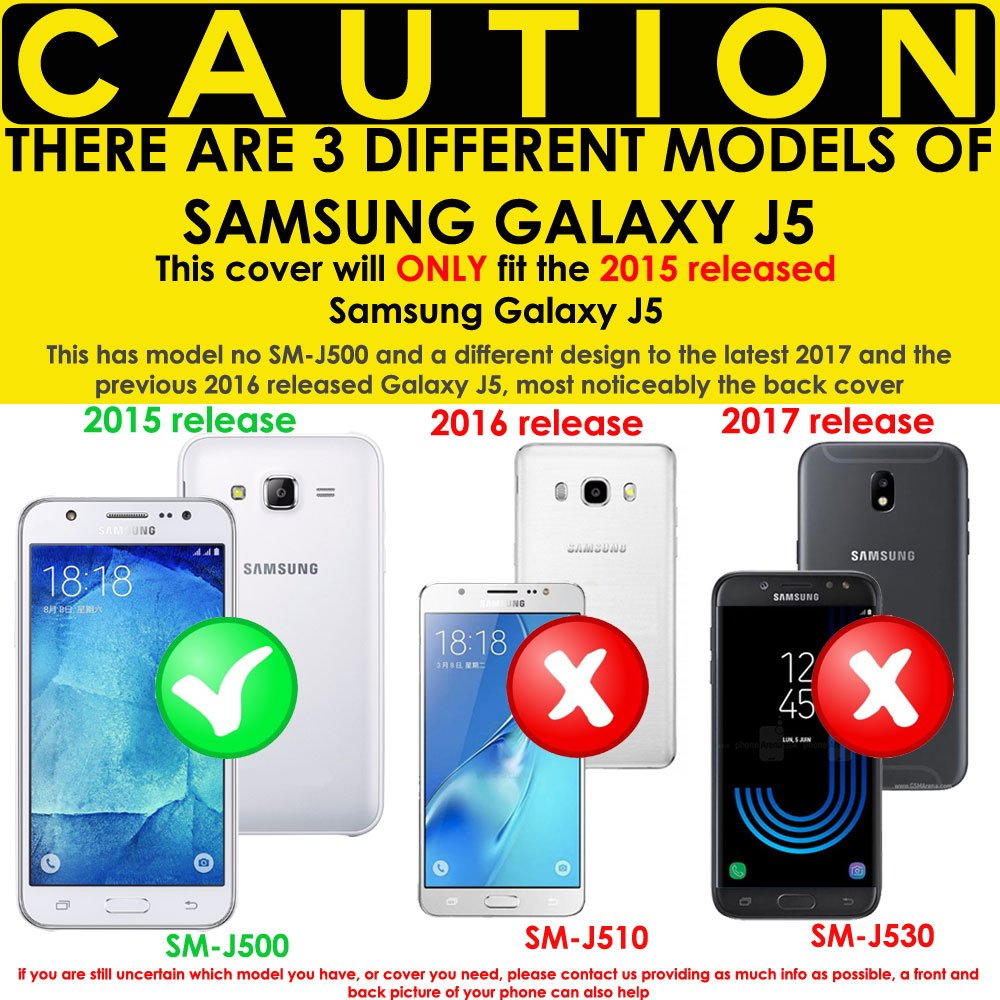 Techgear Screen Protector For Galaxy J5 2015 Glass Samsung J500 Electronics