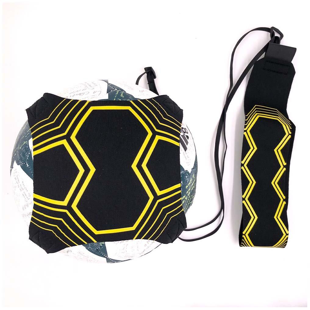 サッカートレーニング機器キット – Practice Aid for Youth in improving Soccerコントロールスキル、トップ品質調整可能 B07BNV6W4F