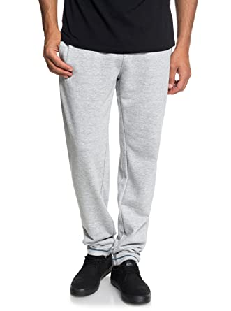 Quiksilver - Pantalones de chándal - Hombre - L - Gris: Amazon.es ...