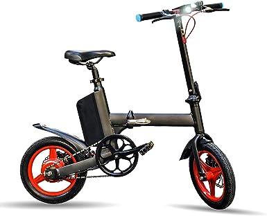 BEEPER Ivélo Bicicleta Eléctrica, Unisex Adulto, Noir, 990 Mm x ...