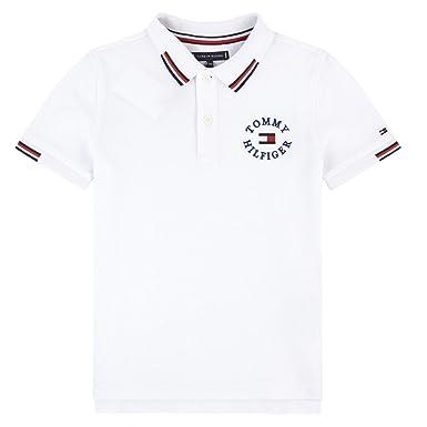 Tommy Hilfiger - Polo Badge Polo - Polo Bebe (24 Meses): Amazon.es ...