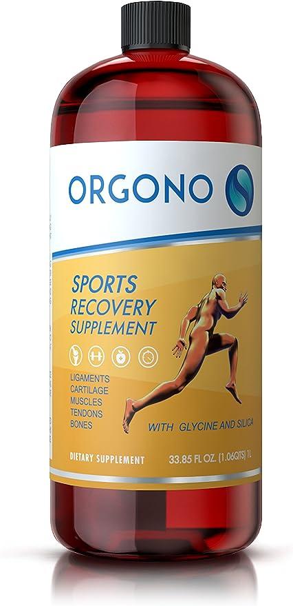 Amazon.com: Orgono Sports Recuperación: Health & Personal Care