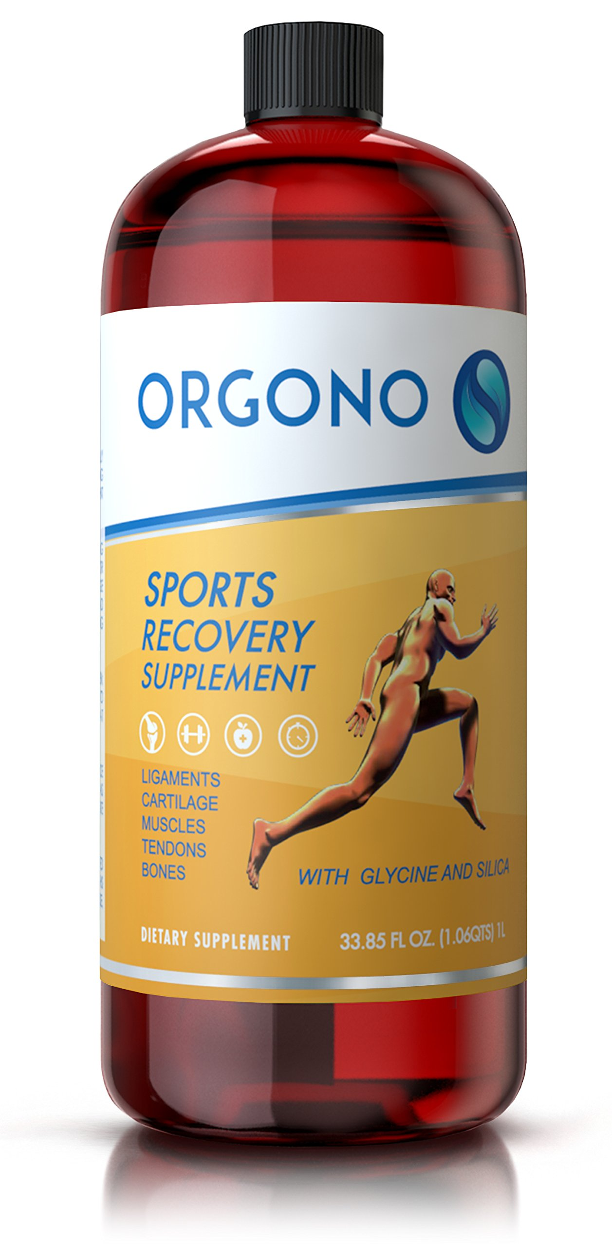 Orgono Living Silica Sports Recovery by Orgono Living Silica