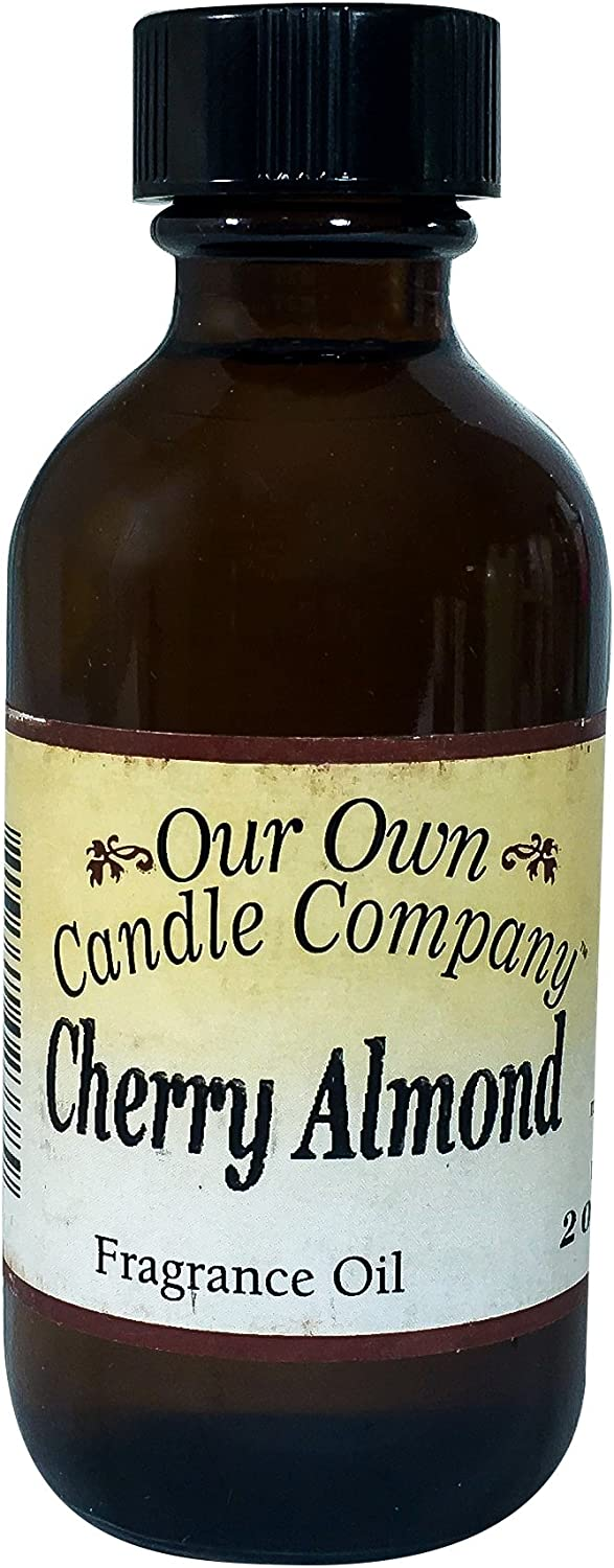 Our Own Candle Company Fragrance Oil, Cherry Almond, 2 oz