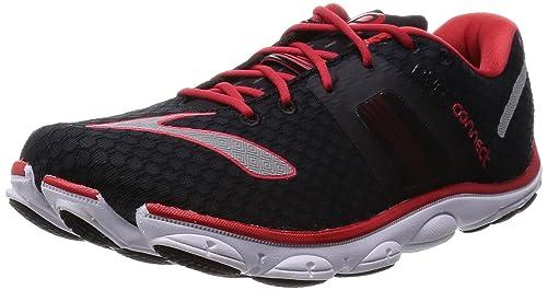 982d91fa679 Brooks pureconnect zapatilla de running caballero negro rojo zapatos  complementos jpg 500x265 Rei brooks pure connect