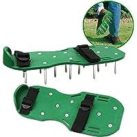 Zapatos de aireador de césped Jardín Spikes Sandalias
