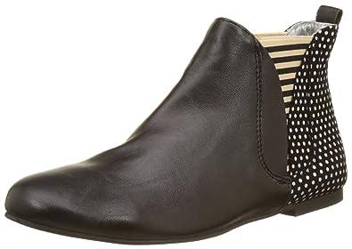 Marques Chaussure femme Ippon Vintage femme Patch dots Argent