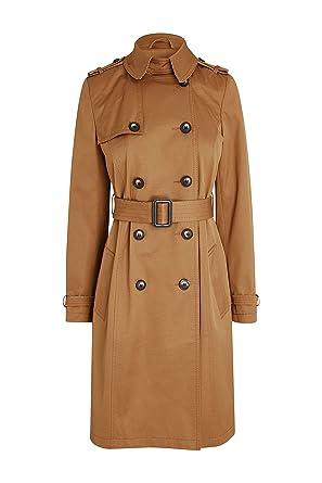 info for 769d1 2309f next Damen Trenchcoat – Langgrößen: Amazon.de: Bekleidung