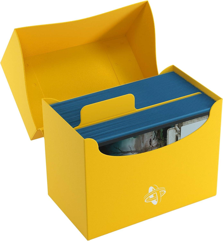 Side Holder Yellow 80ct Deck Box