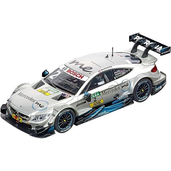 20030793 1:32 Scale Mercedes SLS AMG Polizei - Carrera 30793 Digital 132 Slot Car Racing Vehicle