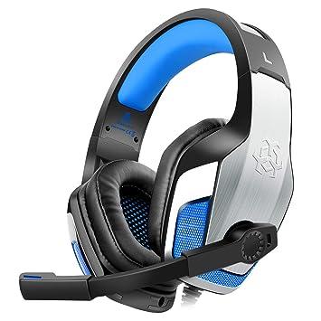 diza100 V4 Gaming Auriculares para PS4 PC Xbox One, Carcasa ...