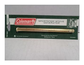 Generator # 502-5891 FINAL STOCK Coleman 502 Sportster Stove