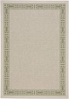 "product image for Capel Elsinore-Motif Thyme 5' 3"" x 7' 6"" Rectangle Machine Woven Rug"