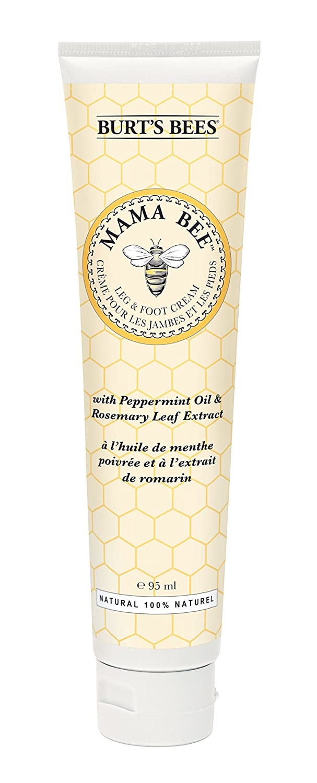 Burt's Bees Mama Bee Leg & Foot Cream, 1er Pack (1 x 95 ml) Burt's Bees 76090-11