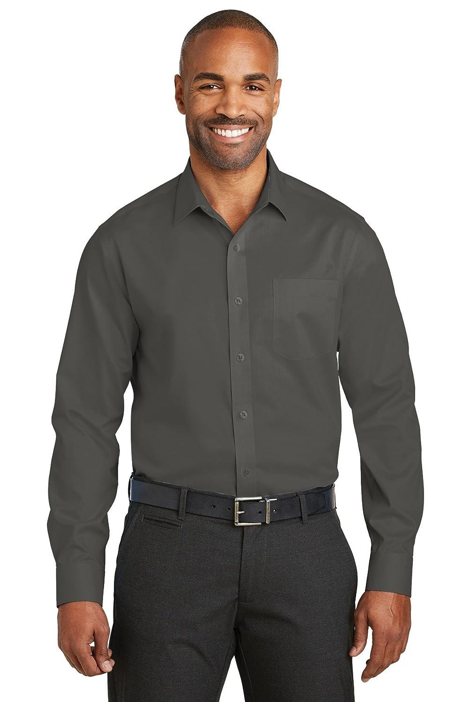 Red House Slim Fit Non-Iron Twill Shirt-RH80-4XL