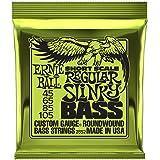 【正規品】 ERNIE BALL ベース弦 ショートスケール レギュラー (45-105) 2852 Short Scalle Regular Slinky Bass