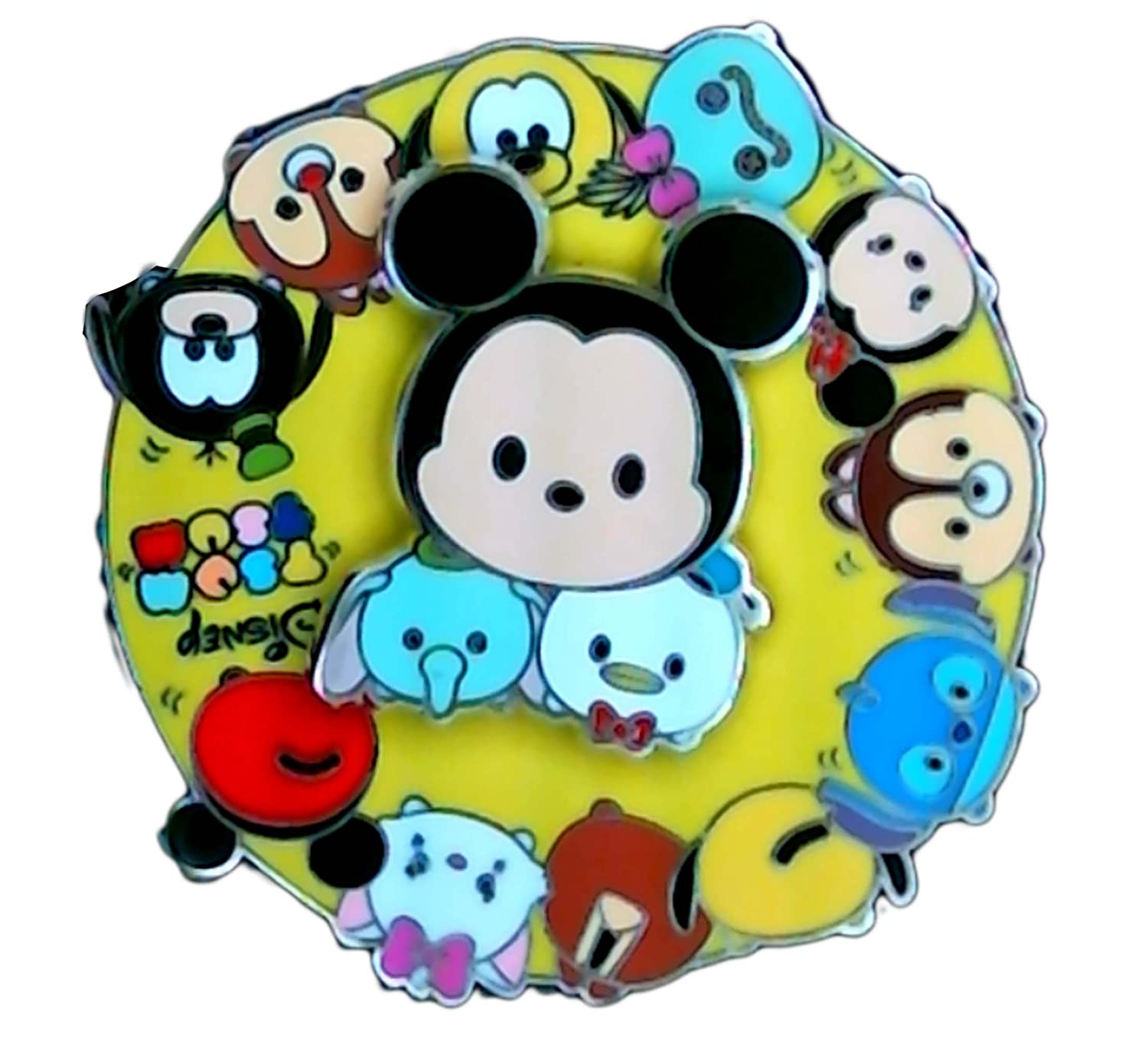 Disney Pin - Tsum Tsum Spinner