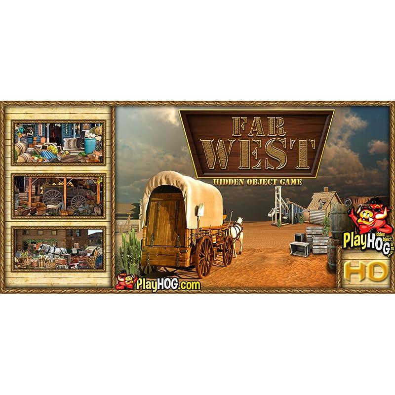 Far West - Hidden Object Game [Download]