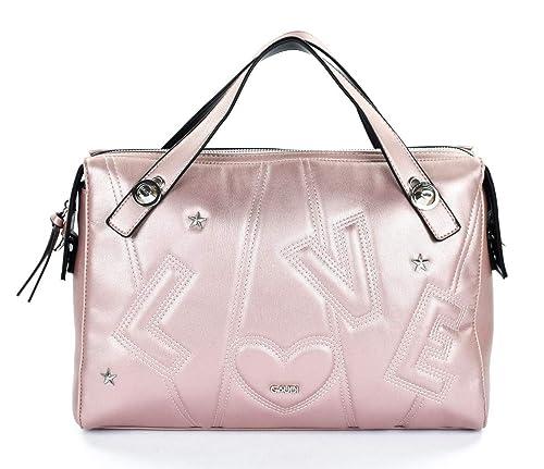 comprare popolare 3a13c 0161a Borsa a mano e tracolla Gaudì Blank Love 70870 Pink: Amazon ...