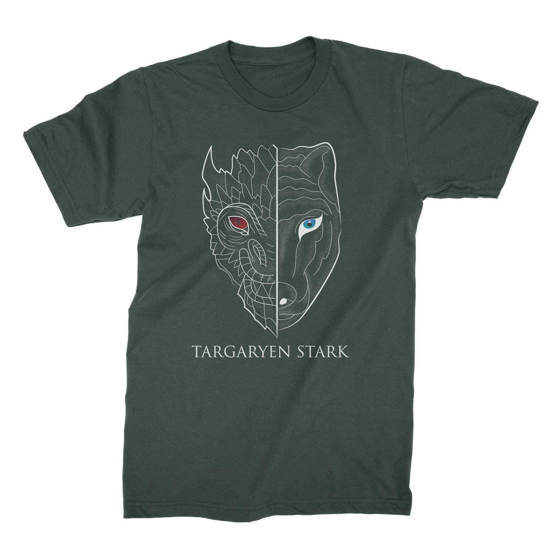 Targaryen Stark Shirt House Targaryen Shirt House Stark Shirt Targaryen Dragon Shirt
