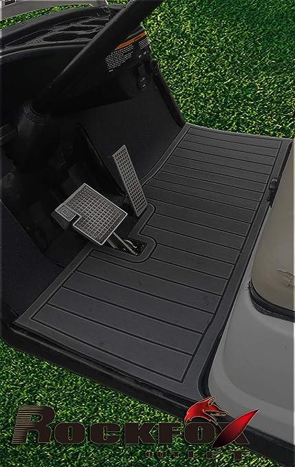 Amazon Com Rockfox Outlet Golf Cart Floor Mat With Eva