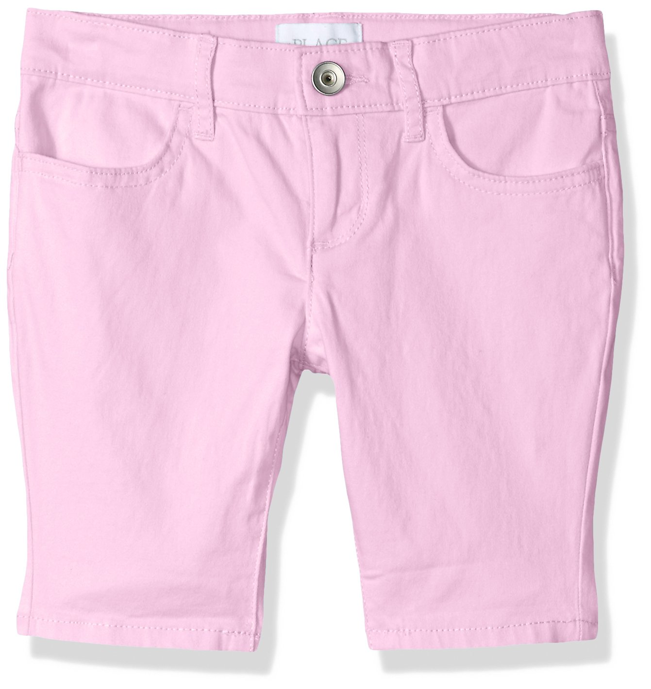 The Children's Place Girls' Big Skimmer Shorts, Charisma 9917, 16 Plus