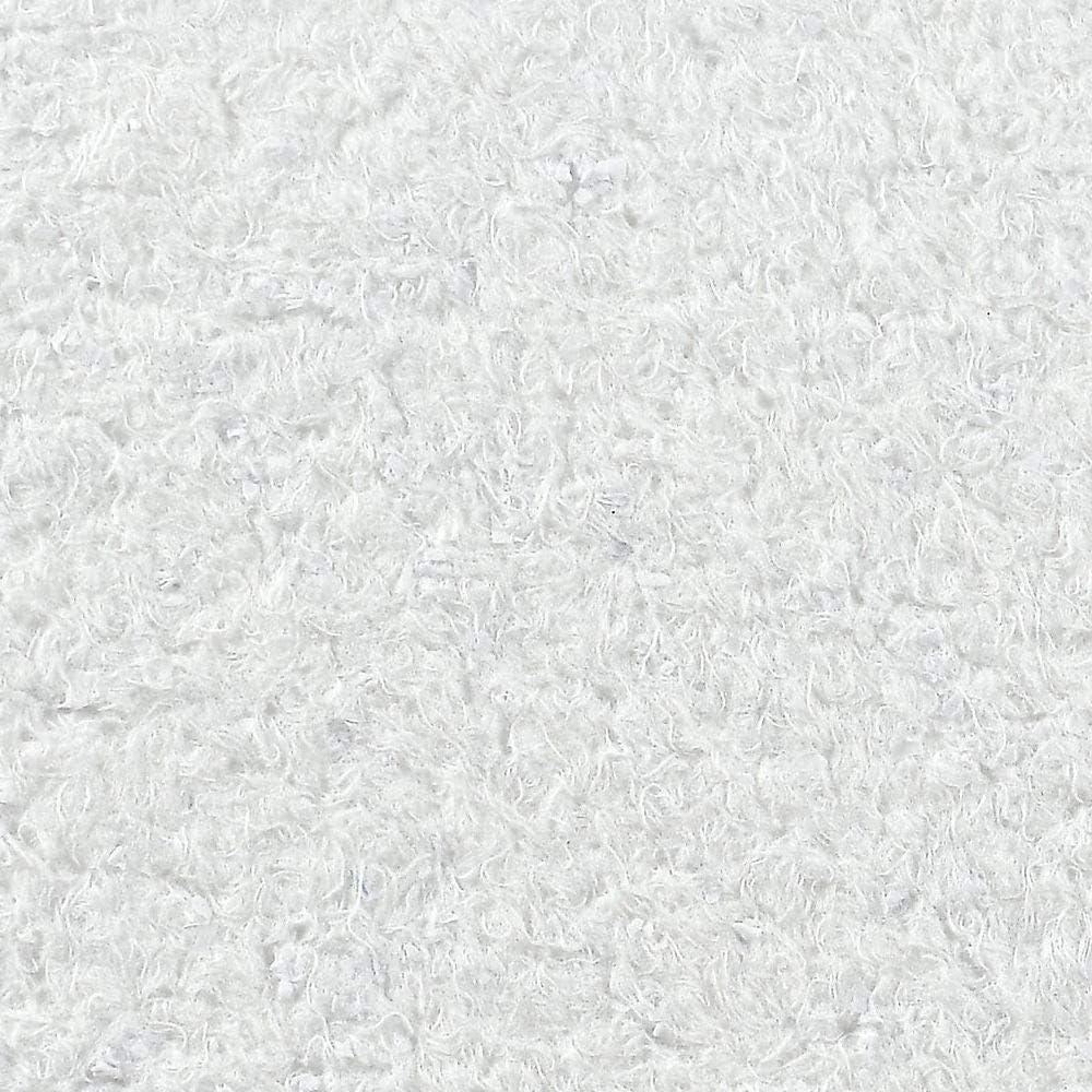 Baumwollputz Schneewei/ß Fl/üssigtapete 4m/² Alternative Wandbeschichtung f/ür Innenr/äume ausreichend f/ür ca
