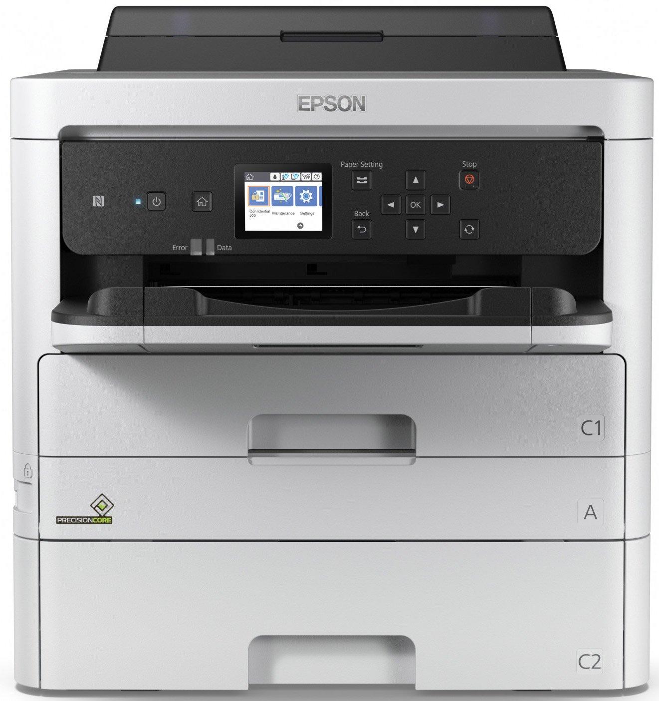 Epson Workforce PRO WF C 5210 DW Stampanti C11CG06401