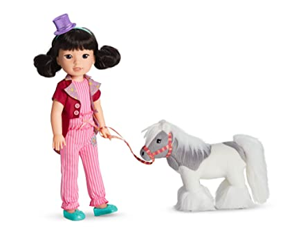 """18/"""" American Girl Doll Play Toy from Welliewishers Woodland Animal Vet Set"""