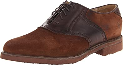 822fa925260a Amazon.com  FRYE Men s Jim Saddle Oxford  Shoes