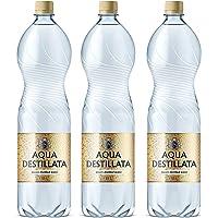 Agua destilada 4,5 L (3 botellas x 1,5